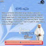 Islam Melindungi Ulama