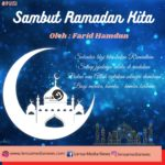 Sambut Ramadan Kita