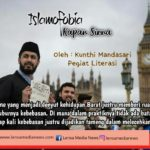 Islamofobia Kapan Sirna